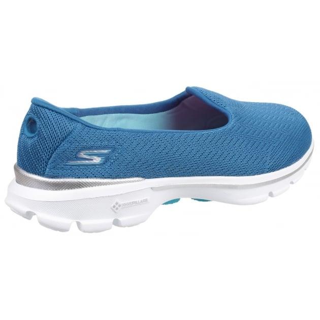 Skechers Go Walk 3 Insight Blue