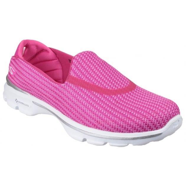 Skechers Go Walk 3 Pink SK13980