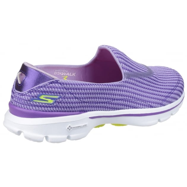 Skechers Go Walk 3 Purple