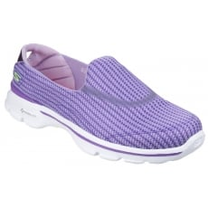 Skechers Go Walk 3 Purple SK13980