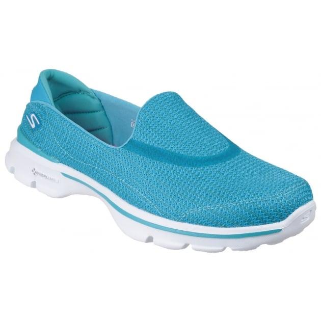 Skechers Go Walk 3 Turquoise