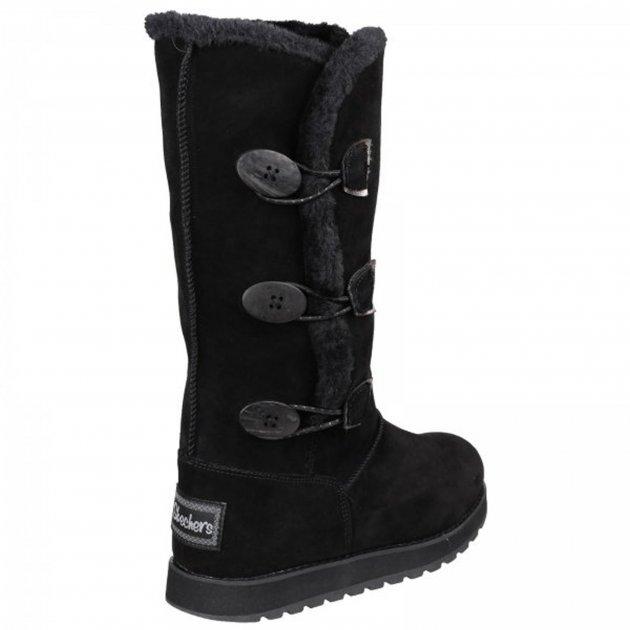 Skechers Keepsakes Conceal Sk48363 Black Boots