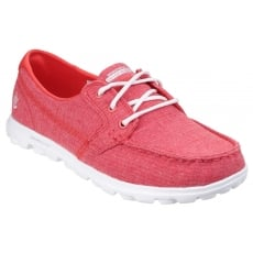 Skechers On The Go - Mist Red Shoes