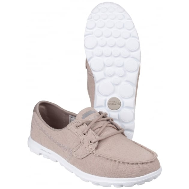 Skechers On The Go - Mist Taupe