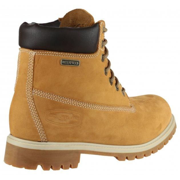 Skechers Rawling-Dorson Sk63997 Wheat Boots