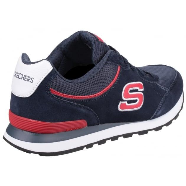 Skechers Retro OG 82 Navy/Red SK52300