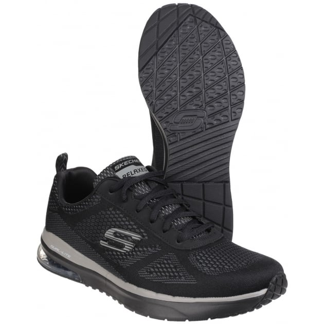 Skechers Skech-Air Infinity Black/Grey SK51484