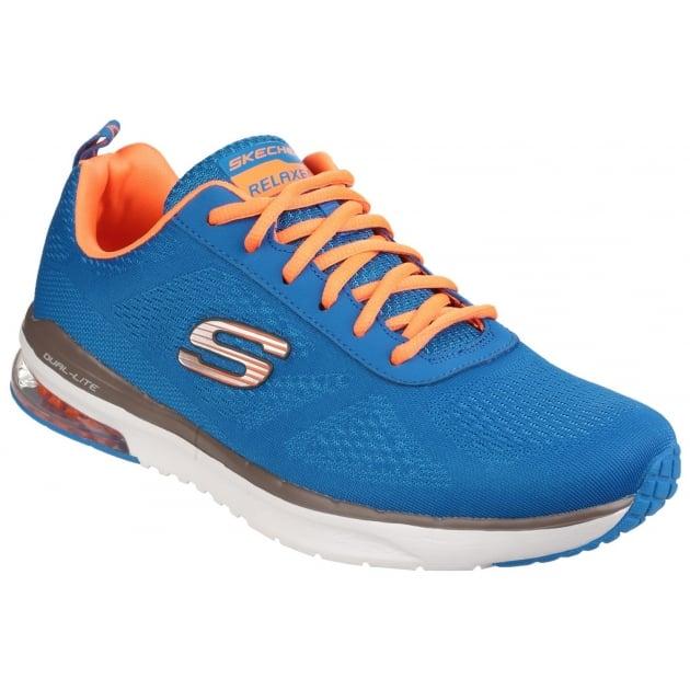 Skechers Skech-Air Infinity Blue/Orange