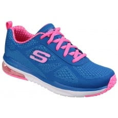 Skechers Skech-Air: Infinity Blue/Pink Girls