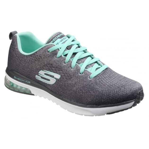Skech-Air Infinity - Modern Chic Charcoal/Multi