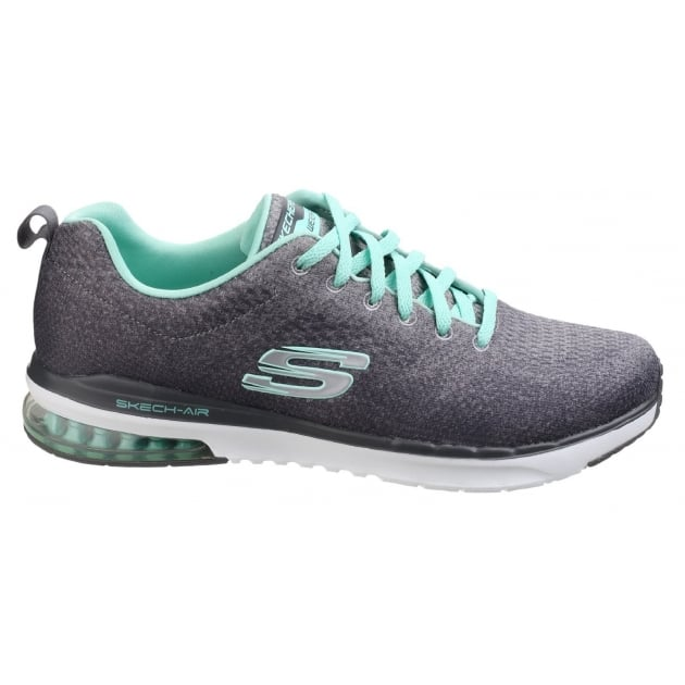 Skechers Skech-Air Infinity - Modern Chic Charcoal/Multi