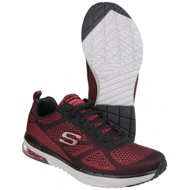 Skechers Skech-Air Infinity Red/Black