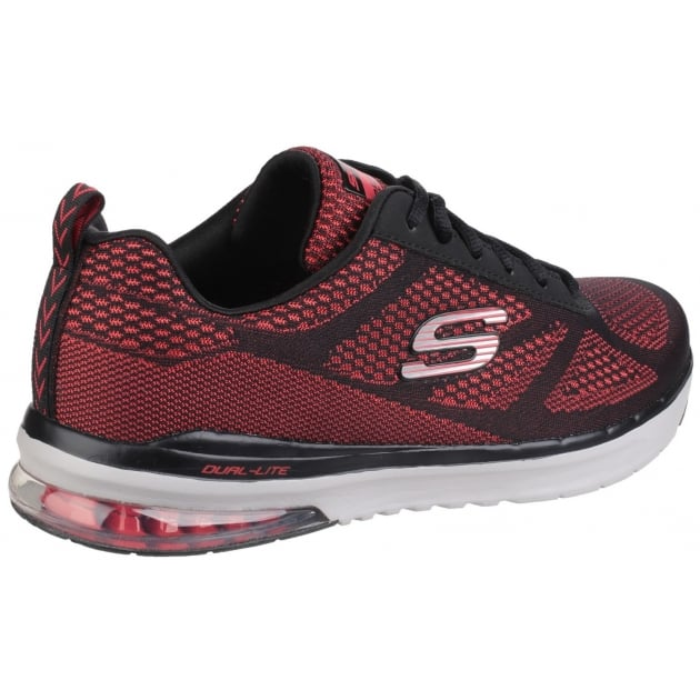 Skechers Skech-Air Infinity Red/Black SK51484