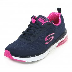Skechers Skech Air Infinity Sk12111 Navy/Pink Sports