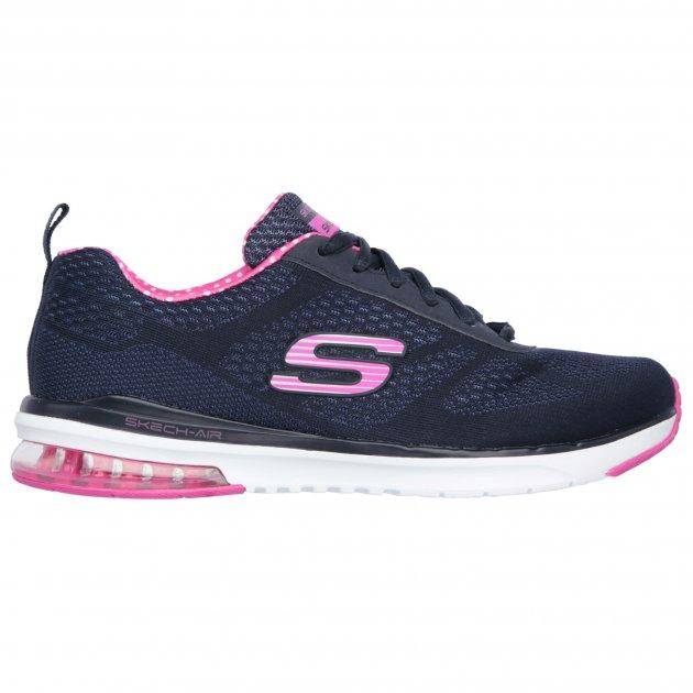 Skechers Skech Air Infinity Sk12111 Navy/Pink Sports