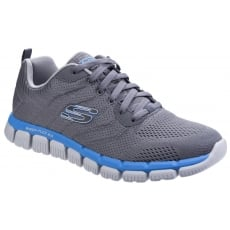 Skechers Skech-Flex 2.0 - Milwee Charcoal/Grey