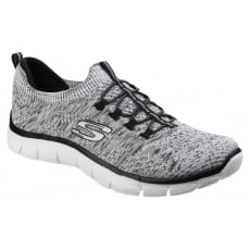 Skechers Empire - Sharpe Thinking White/Black