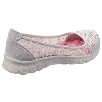Skechers Ez Flex 3.0 - Majesty Natural Shoes