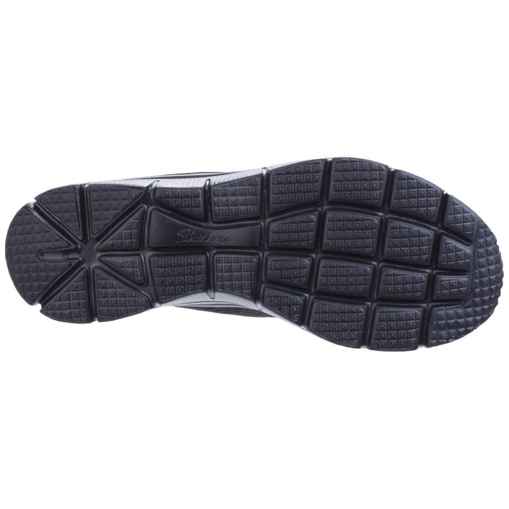 Skechers Fashion Fit Statement Piece Black