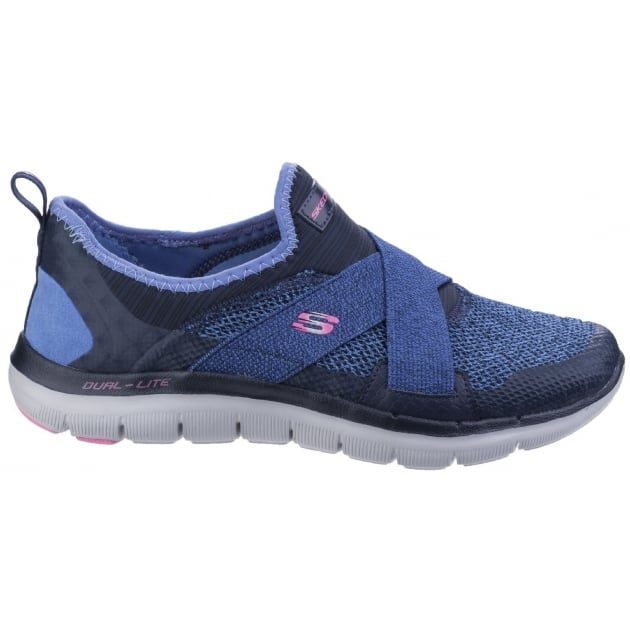 Skechers Flex Appeal 2.0 - Navy