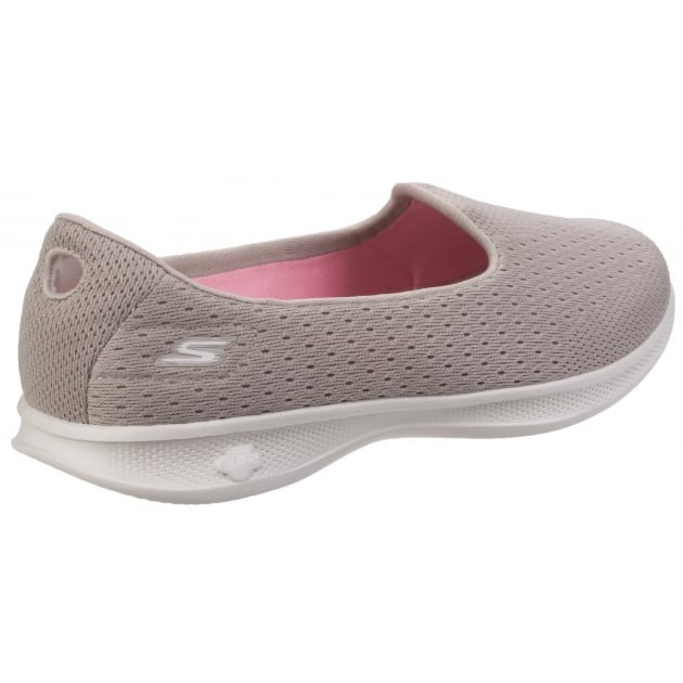 Skechers Go Step Lite Origin - Taupe Shoes