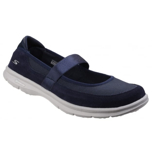 Skechers Go Step Snap - Navy Shoes