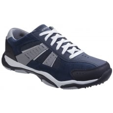 Skechers Larson Sotes - Navy/Grey