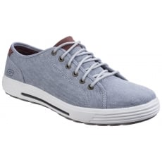 Skechers Porter Meteno - Light Grey/Grey