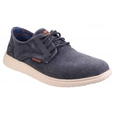 Skechers Relaxed Fit: Status-Borges - Navy