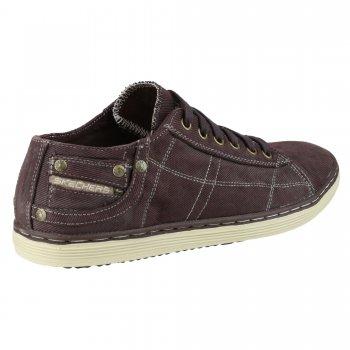 Skechers Sorino Berg Sk64059  Chocolate Shoes