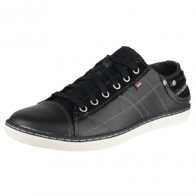 Skechers Sorino Pantalone Sk64242 Black Shoes