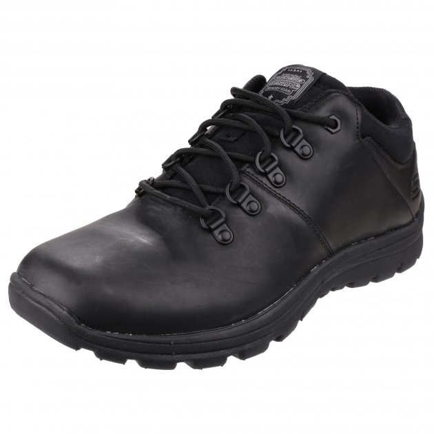 Skechers Superior Cozart Black Shoes