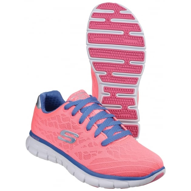 Skechers Synergy Moonlight Madness Pink/Purple SK12099