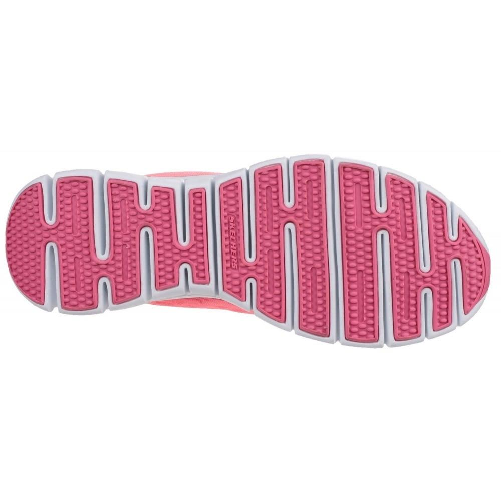 1235cd7a6869 Skechers Synergy Moonlight Madness Women s Pink Purple Sports - Free ...