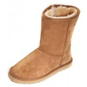 Free Step Snug Casual Suede Boot Tan Boots