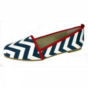 Tamaris 24618 Navy/White/Red Shoes