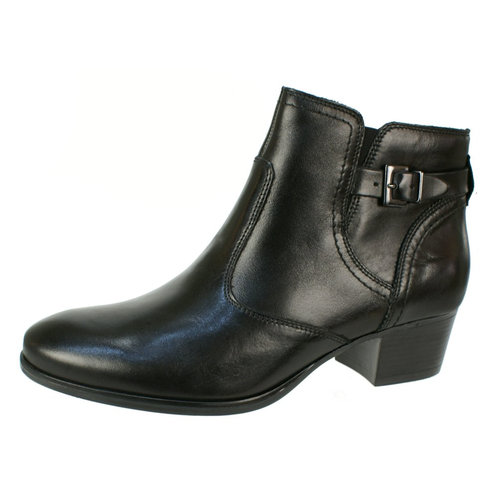 tamaris 25003 s black boots free delivery at shoes