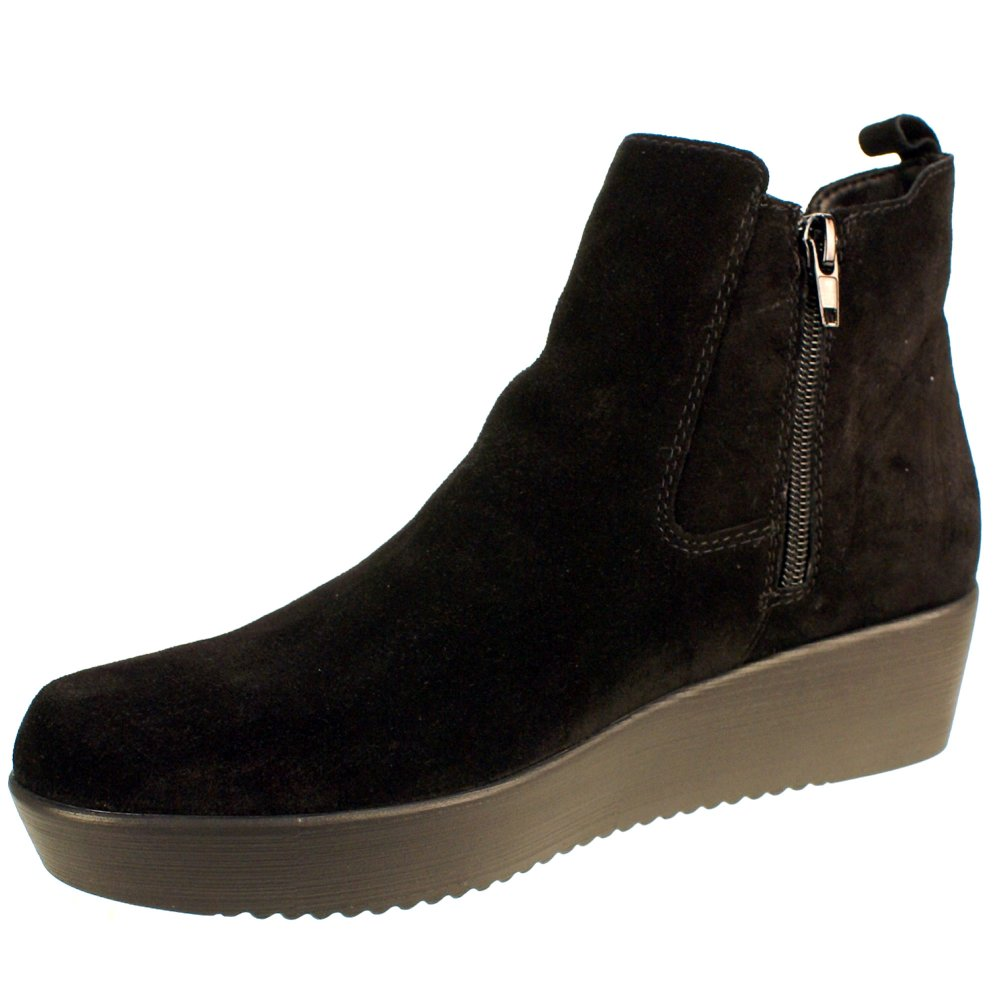 tamaris 25481 s black boots free delivery at shoes