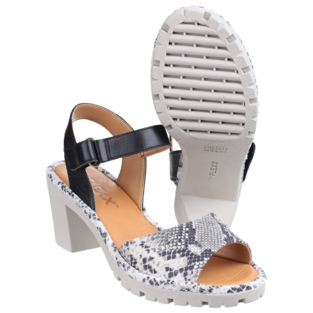 The Flexx Big Bem Calcutta Roccia Sandals