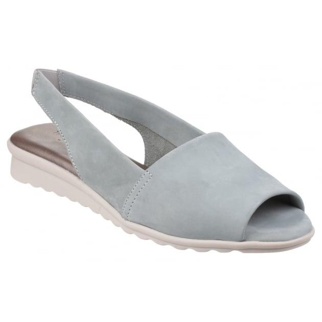 Fantazee Nubuck Monet Sandals
