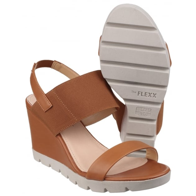 The Flexx Give A Lot Cashmere Virgin Sandals