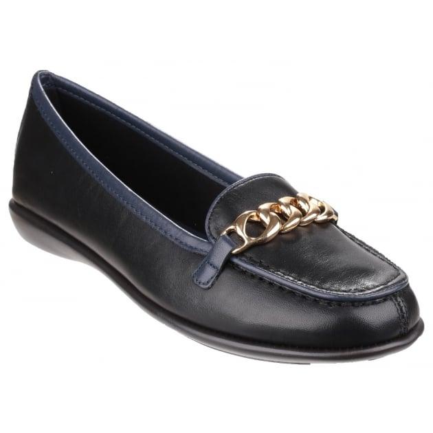 The Flexx Misterious Cashmere Black Shoes
