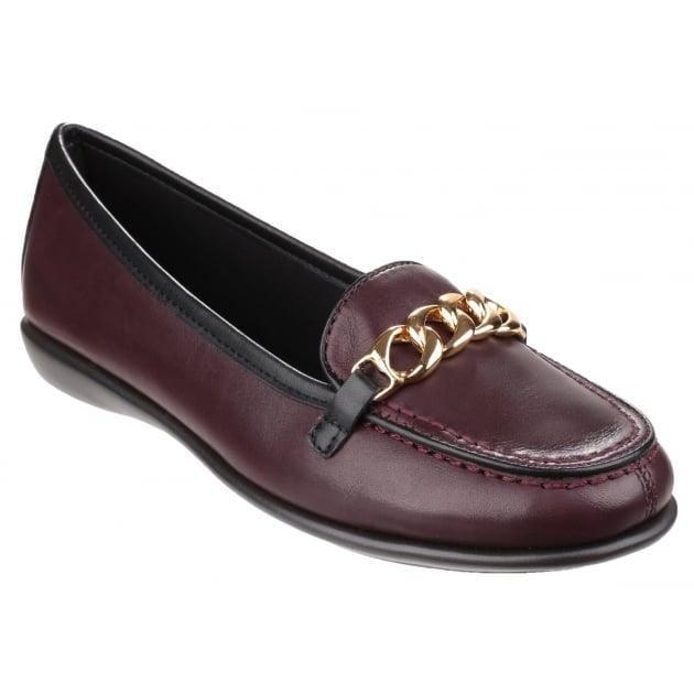 The Flexx Misterious Cashmere Merlot Shoes