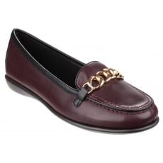 The Flexx Misterious Cashmere Merlot Shoes