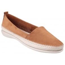 The Flexx Mr Softy Nubuck Virgin Shoes