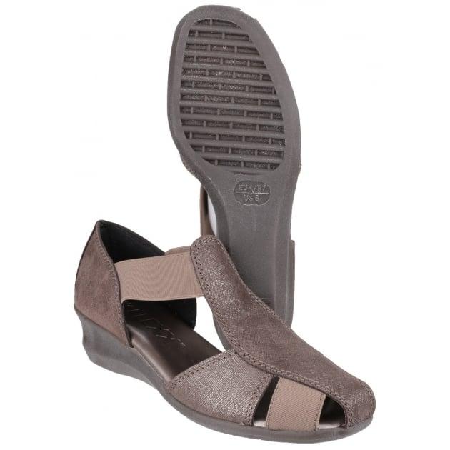 The Flexx Mr T Metallic Shoes