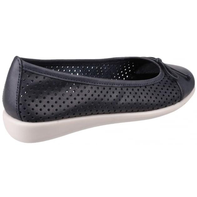 The Flexx Risin Star Elba/Tonda Navy Shoes