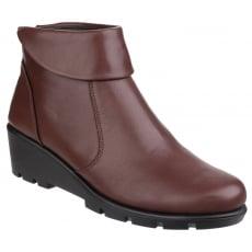 The Flexx Slangvage Cashmere Mogano Boots