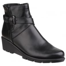 The Flexx Slave To Love Cashmere Black Boots