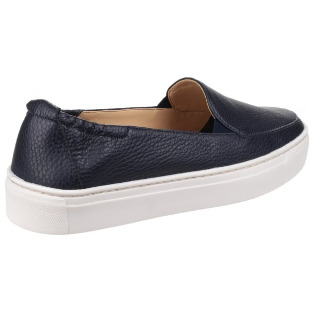 The Flexx Sneak Easy Grano Navy Shoes